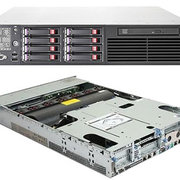 Сервер HP Proliant DL 380 G6