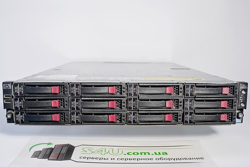 Сервер HP ProLiant DL180 833974-B21
