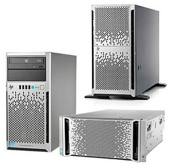 башенные серверы HP (tower-server)